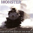 monster - through the eyes of the world CD pulse records 12 tracks used mint