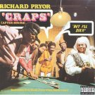 richard pryor - craps CD 1994 island loose cannon used mint