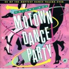 motown dance party volume one - various artists CD 1987 motown 25 tracks used mint