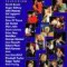 freddie mercury tribute concert VHS 1993 buena vista 175 mins used mint