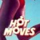 hot moves - michael zorek adam silbar VHS 1985 vestron used
