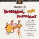promises promises - original MGM broadway cast recording CD 1968 1999 rykodisc used mint