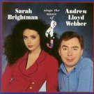 sarah brightman sings the music of andrew lloyd webber CD 1992 polydor really useful used
