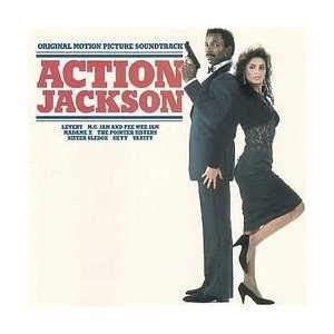 action jackson - original motion picture soundtrack CD 1988 lorimar used