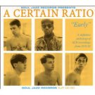 a certain ratio - early CD 2-disc set 2002 soul jazz england used