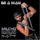 be a man - macho man CD 2003 big 3 wea used mint