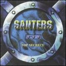santers - top secrecy CD 1999 point music UK used mint