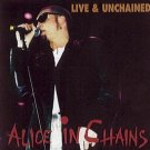 alice in chains - live & unchained CD 1993 KTS 15 tracks used mint