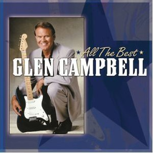 glen campbell - all the best CD 2003 capitol 25 tracks used