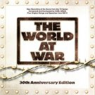 world at war - 30th anniversary edition CD 2003 silva screen used mint