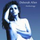deborah allen - anthology CD 1998 renaissance BMG used mint