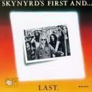 lynyrd skynyrd - skynyrd's first and last CD 1978 1990 MCA used mint