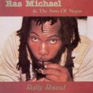 ras michael - rally round Cd 1991 shanachie used near mint