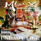 mia x - unlady like CD 1997 priority used mint