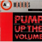 MARRS - pump up the volume CD 2002 4th and broadway used mint