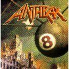 anthrax - volume 8 the threat is real CD 1998 ignition records 14 tracks used mint