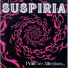 suspiria - primitive attentions ... CD 1997 nightbreed UK 14 tracks used mint
