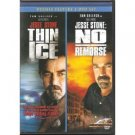 thin ice + no remorse - jesse stone DVD 2010 sony new factory sealed