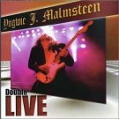Yngwie Malmsteen - double live CD 2-discs 2000 spitfire used mint
