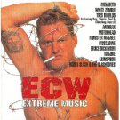 ecw extreme music - various artists CD 1998 CMC international BMG slab used mint