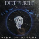 deep purple - king of dreams CD single 1990 RCA 2 tracks used mint