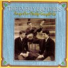 everly brothers - songs our daddy taught us CD 1988 rhino used mint