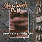 shadows fall - somber eyes to the sky CD 2000 lifeless used near mint