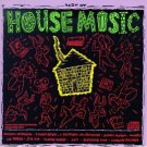 best of house music - various artists CD 1988 profile used near mint