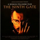 ninth gate - original film soundtrack CD 1999 silva artisan used mint