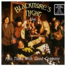 blackmore's night live - past times with good company CD 2-discs 2003 steamhammer germany
