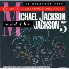 michael jackson and jackson 5 - 18 greatest hits CD 1983 motown BMG Direct used mint