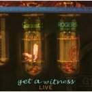 garnet rogers - get a witness live CD 2007 snowgoose new factory sealed