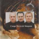 coope boyes & simpson - what we sing is what we are CD 1999 no masters used mint