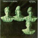 utopia - deface the music CD 1980 bearsville rhino used mint