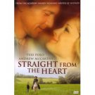 straight from the heart - teir polo andrew mccarthy DVD 2002 gaiam used mint