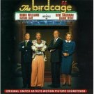 birdcage - original motion picture soundtrack CD 1996 edel used mint