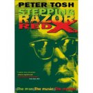 peter tosh - stepping razor red x DVD cinema vault video service used mint