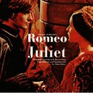 franco zeffirelli&#39;s romeo & juliet - original soundtrack CD 1998 silva screen capitol UK used mint
