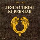 jesus christ superstar - Barry Dennen Andrew Lloyd Webber Yvonne Elliman CD 2-discs1990 MCA used