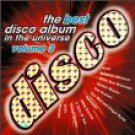best disco album in the universe volume 3 - various artists CD 1997 essex used mint