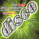 best disco album in the universe volume 11 - various artists CD 1997 essex used