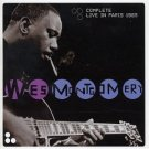 wes montgomery - complete live in paris 1965 CD 2-discs definitive spain used mint