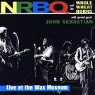 NRBQ - live at the wax museum CD 2003 big notes edisun 18 tracks used mint