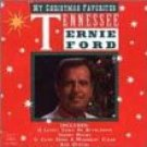 tennessee ernie ford - my christmas favorites CD 1995 capitol cema used mint