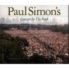 paul simon's concert in the park august 15th 1991 CD 2-disc box 1991 warner used mint