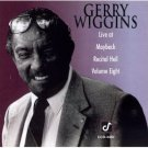 gerry wiggins - live at maybeck recital hall volume eight CD 1991 concord new factory sealed