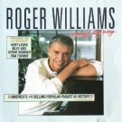 roger williams - today my way CD 1986 priority 10 tracks used mint