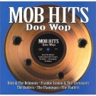mob hits - doo wop CD 2001 warner medalist 2-Discs 26 tracks used mint