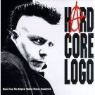 hard core logo - original motion picture soundtrack CD 1998 velvel used
