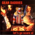 gear daddies - let's go scare al CD 1988 polygram steve's pizza used mint